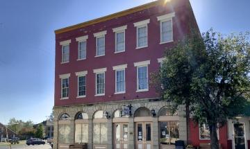 Historic Hoosier Theater, Vevay