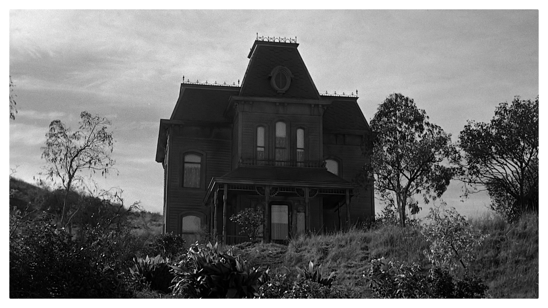 House from Psycho, 1960