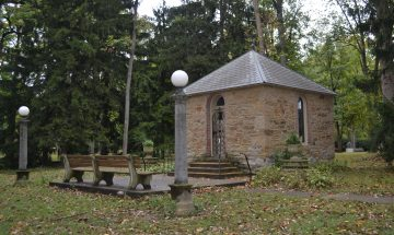 St. Anne's Shell Chapel