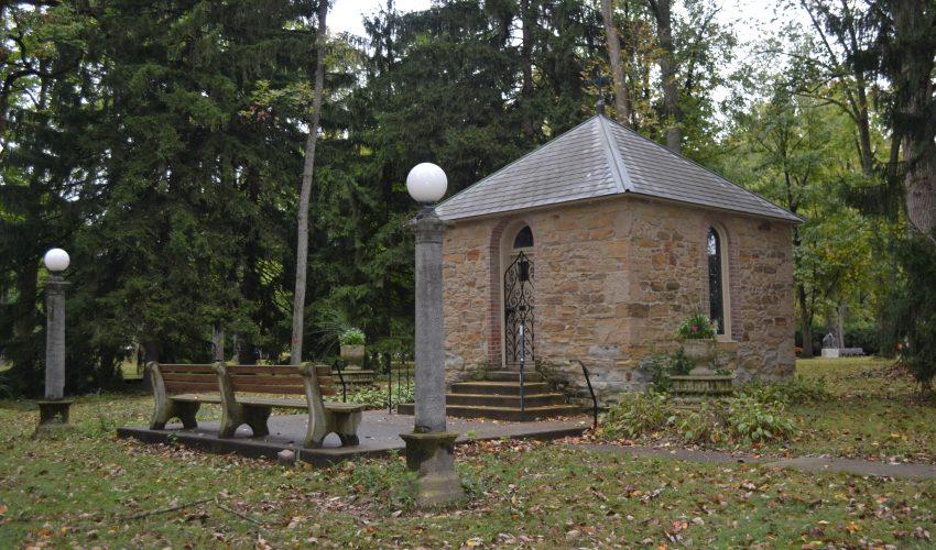 St. Anne's Shell Chapel