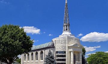 Tyson Methodist Temple, Versailles