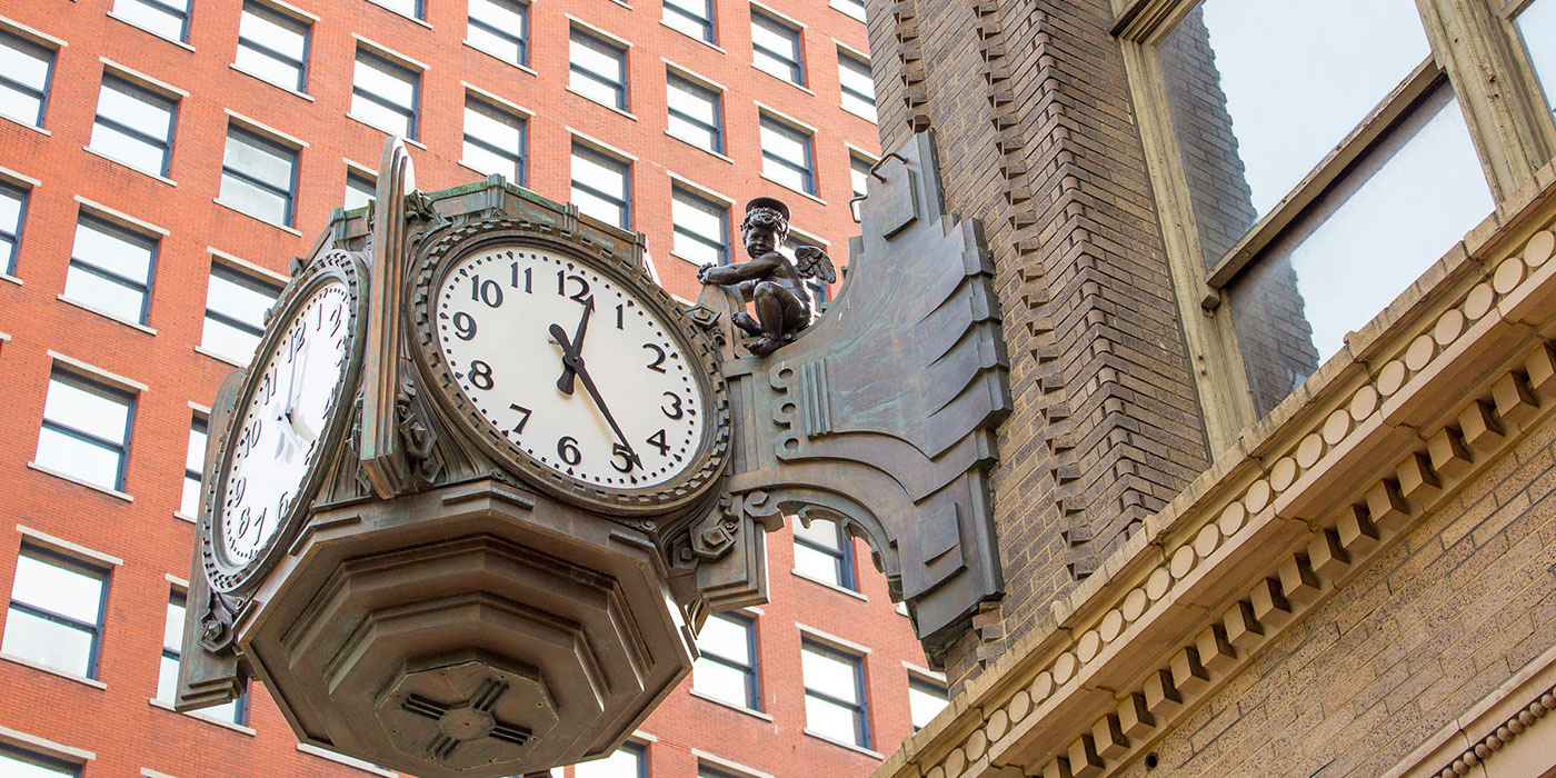 Ayres Clock Photo