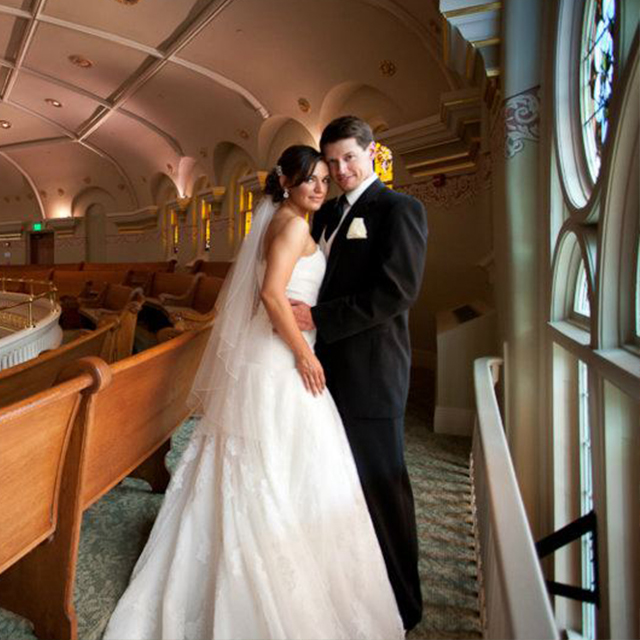 Wedding Grand Hall Indiana Landmarks