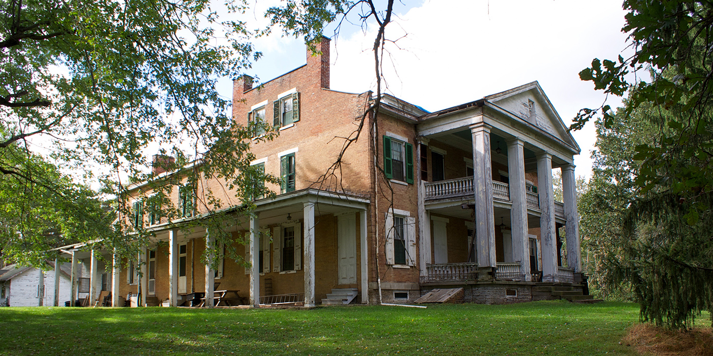 Speakman House, Rising Sun, IN
