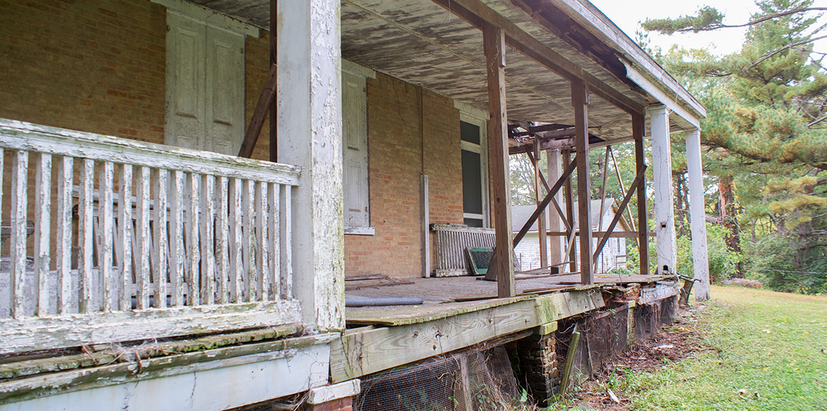 Speakman House, Rising Sun, IN