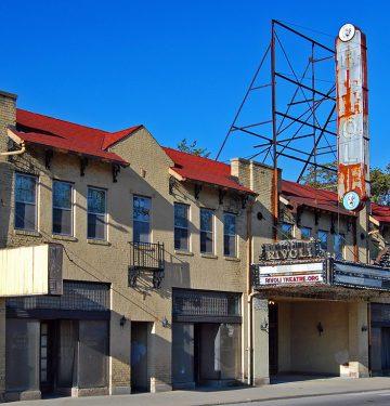 Indianapolis - Rivoli Theatre
