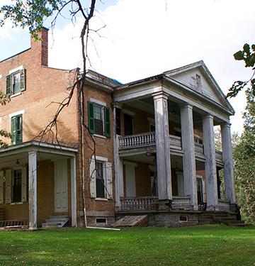 Speakman House