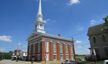 Second Baptist Church New Albany