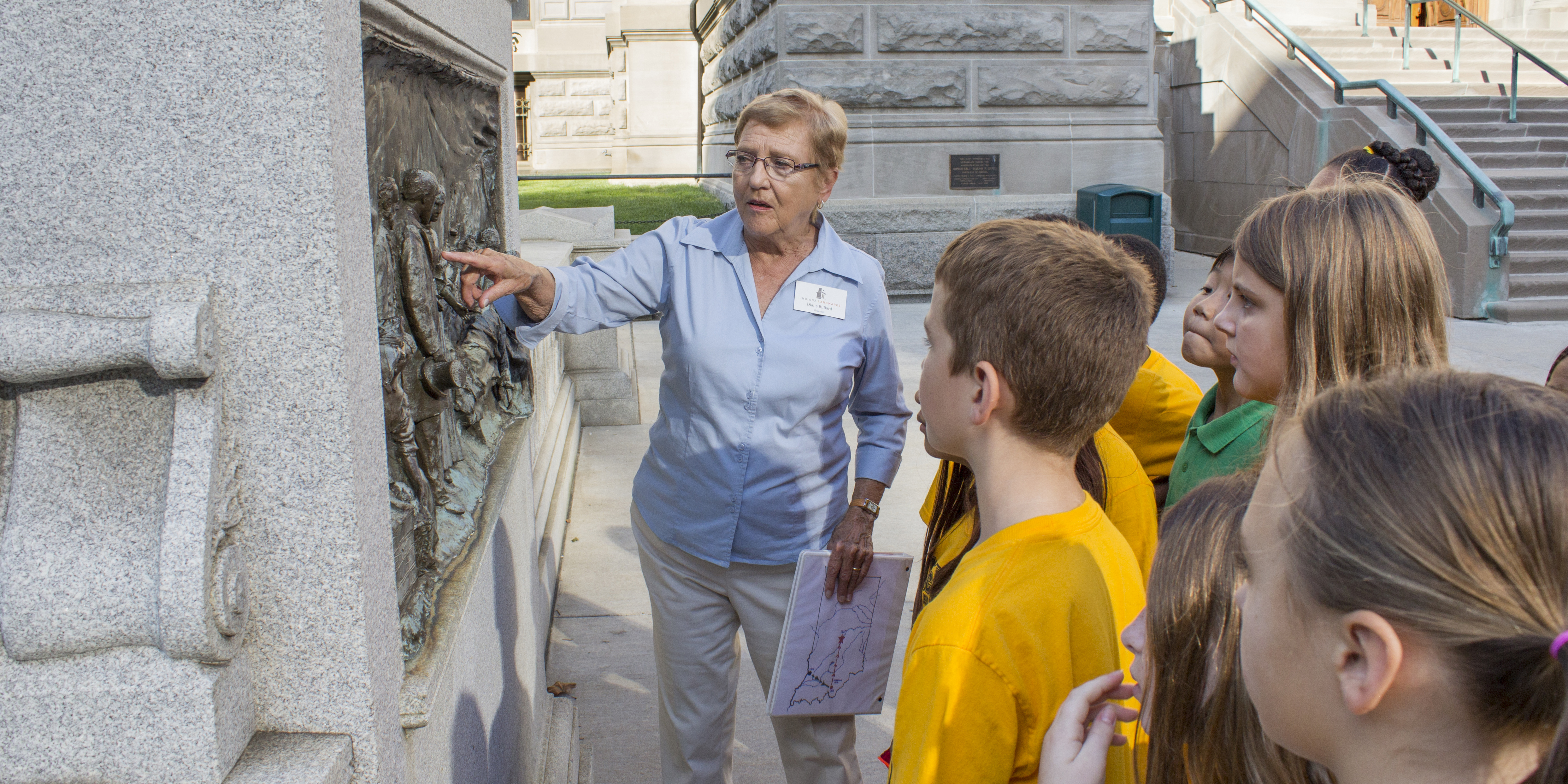 Indiana Landmarks school tours