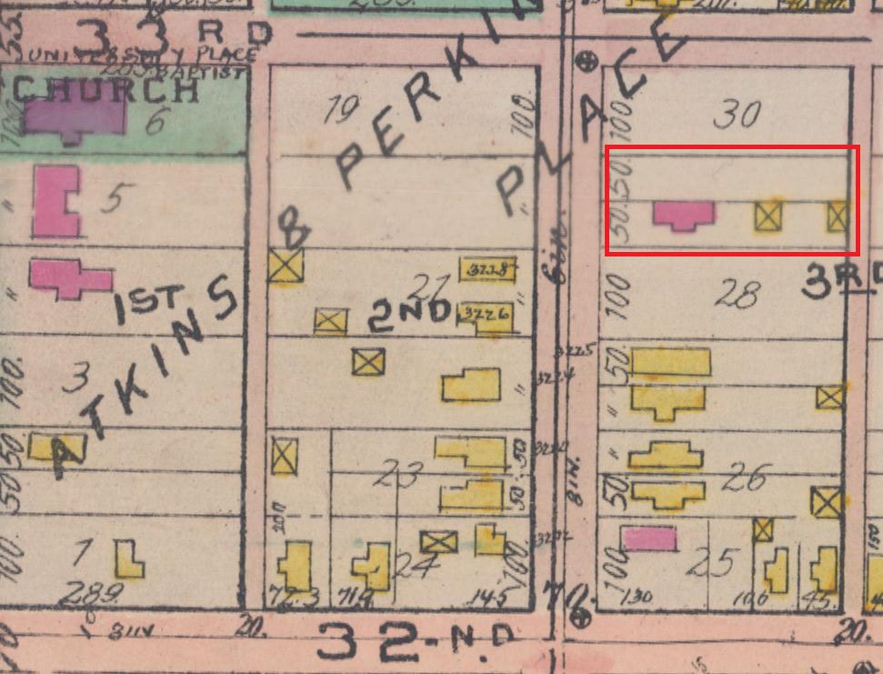 1908baist023-3257-N-Penn