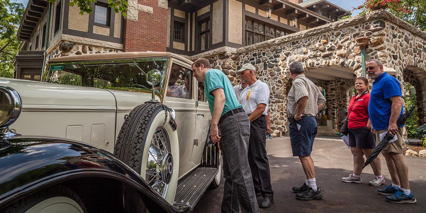 Indiana Automotive Vintage Car