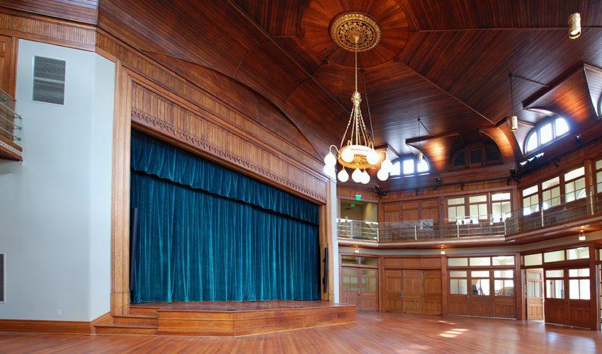 Cook Theater Floor