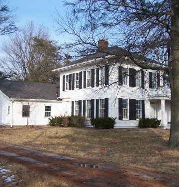 Cotton-Ropkey House, Indianapolis
