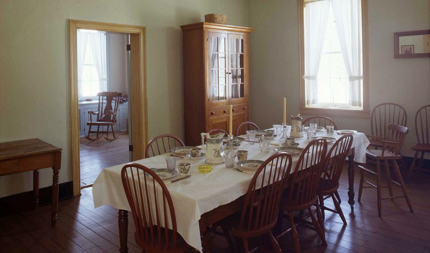 Huddleston Farmhouse Dining Room