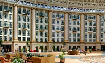 West Baden Springs Hotel Interior