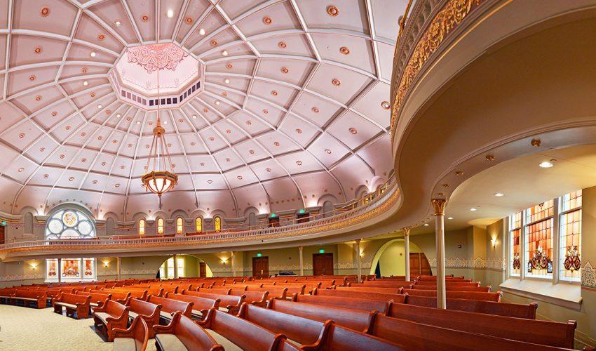 Grand Hall Interior