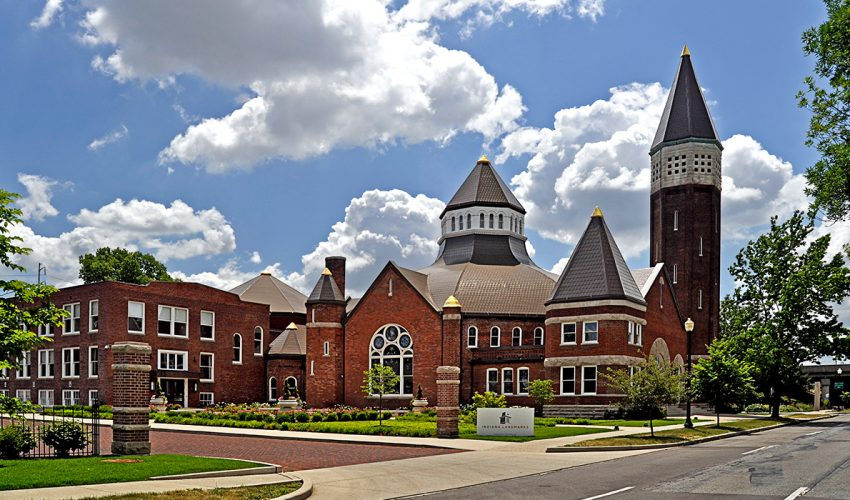 Indiana Landmarks Exterior