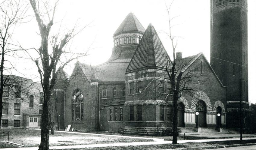 Indiana Landmarks Exterior Historic