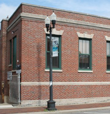 Indiana Landmarks Northwest Field Office
