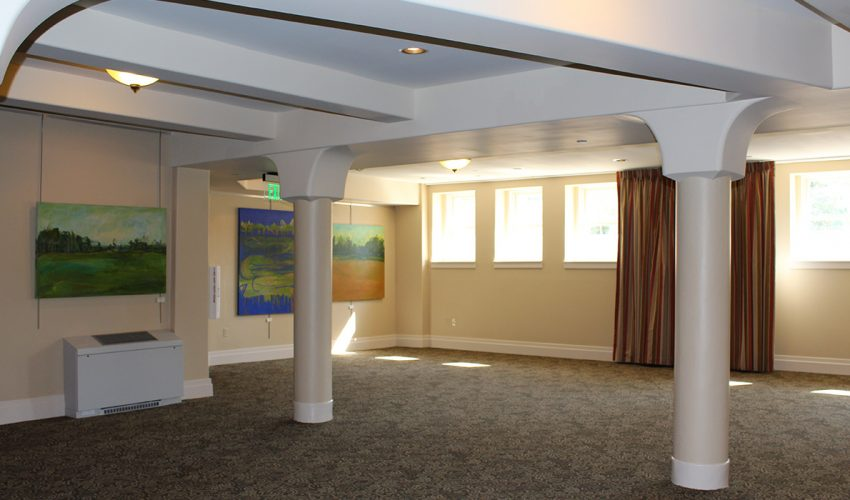 Rapp Family Gallery Interior