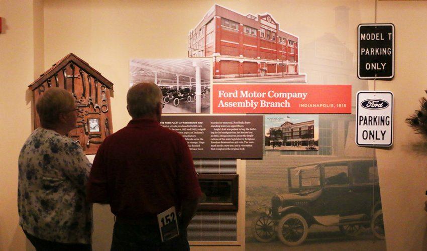 Rapp Family Gallery Exhibit