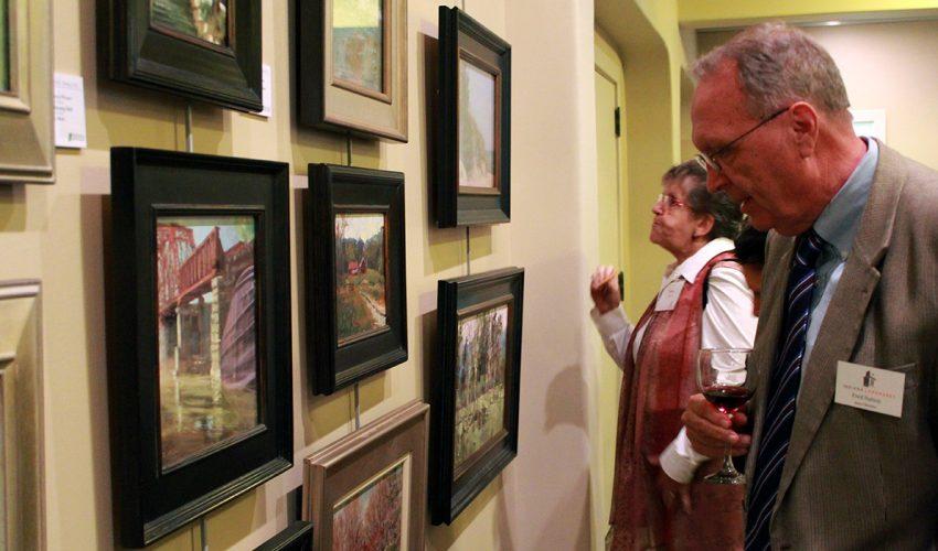 Rapp Family Gallery Art