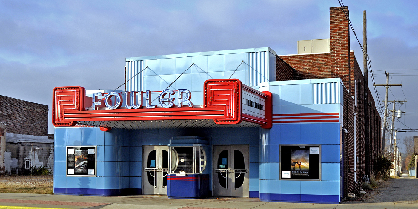 Fowler Theater, Fowler, IN