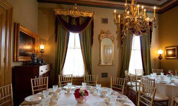 Morris-Butler Interior Dining Room