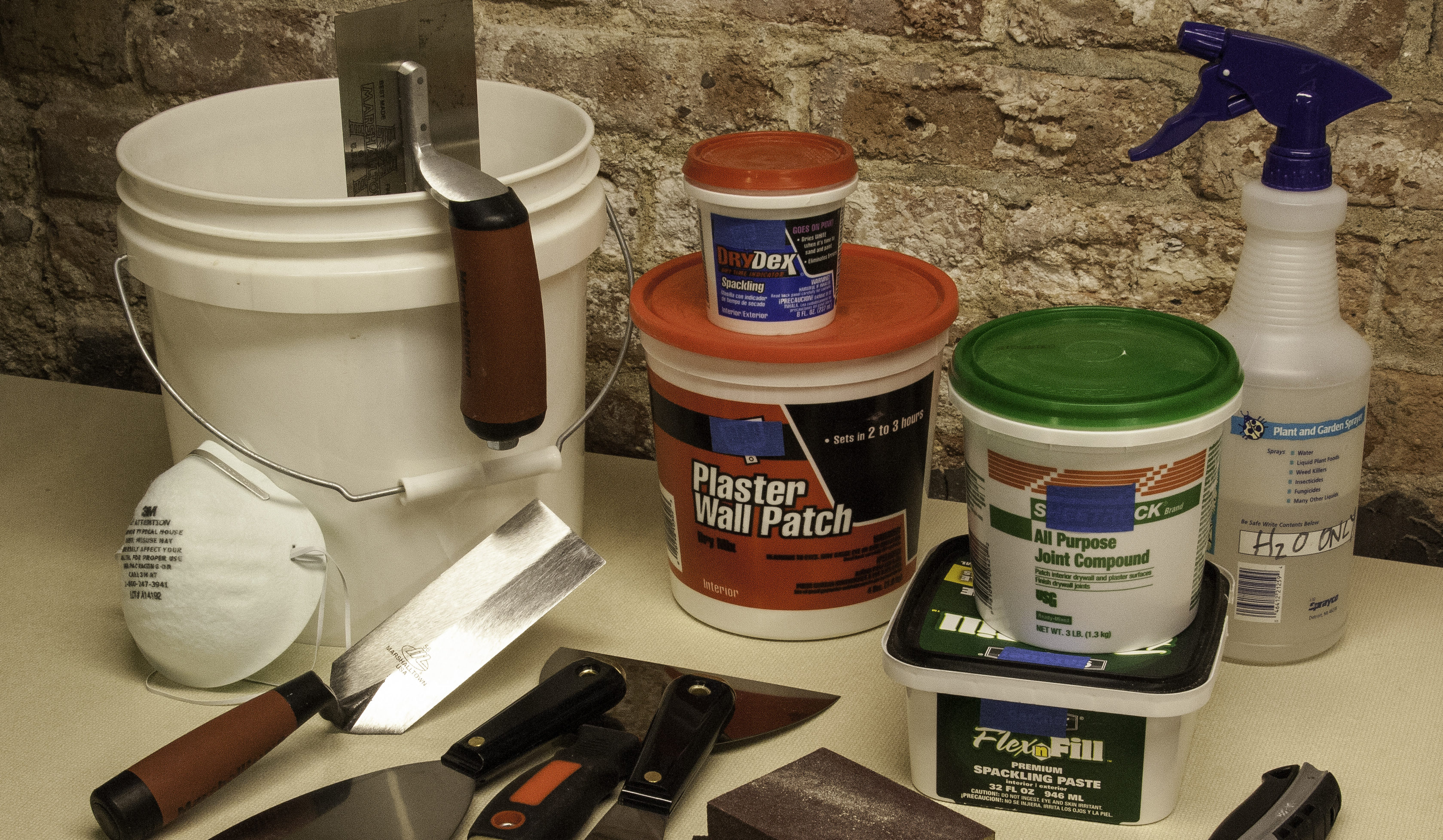 Drywall and plaster tools