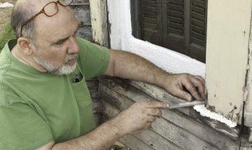 Window repair putty