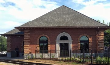 Columbus Pump House