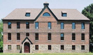 Drexel Hall St. Joseph College Rensselaer