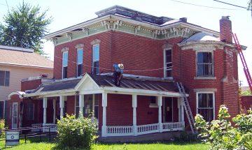 George Humbert House, Huntington IN