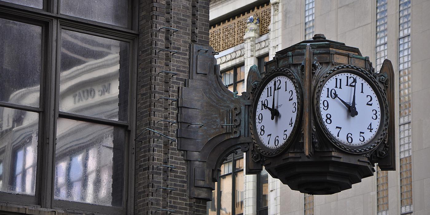 Ayres Clock, Indianapolis