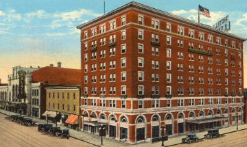 LaSalle Hotel, South Bend
