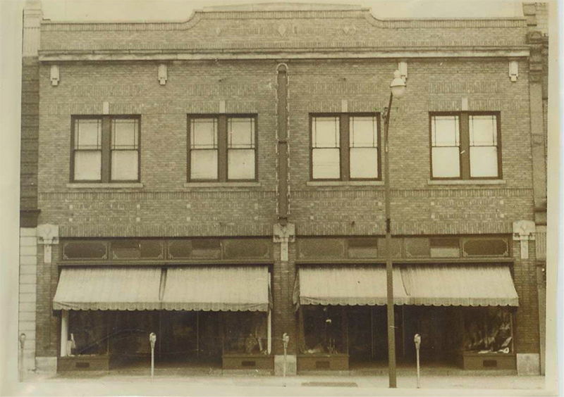Oppenheim Building, North Manchester