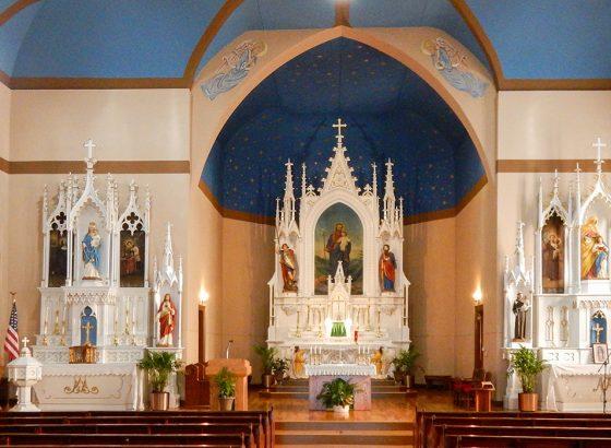 St. Joseph church, St. Leon, Indiana