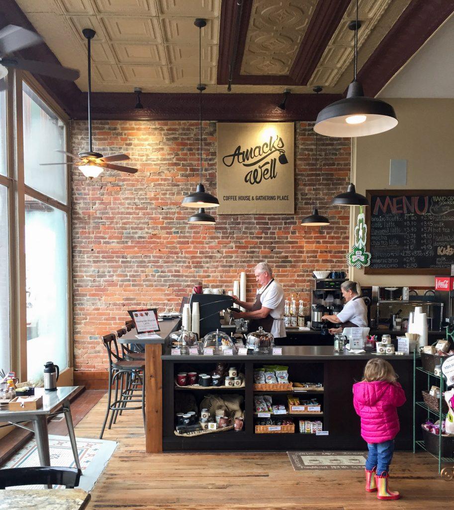 Amack's Well Coffee House