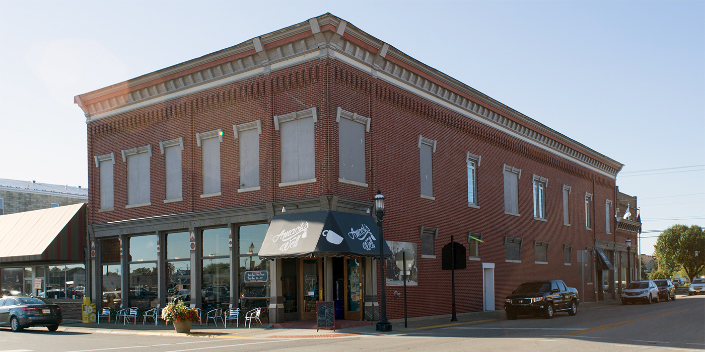 Amack's Well Coffee House, Batesville