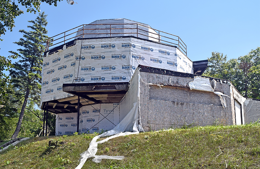 House of Tomorrow unrestored