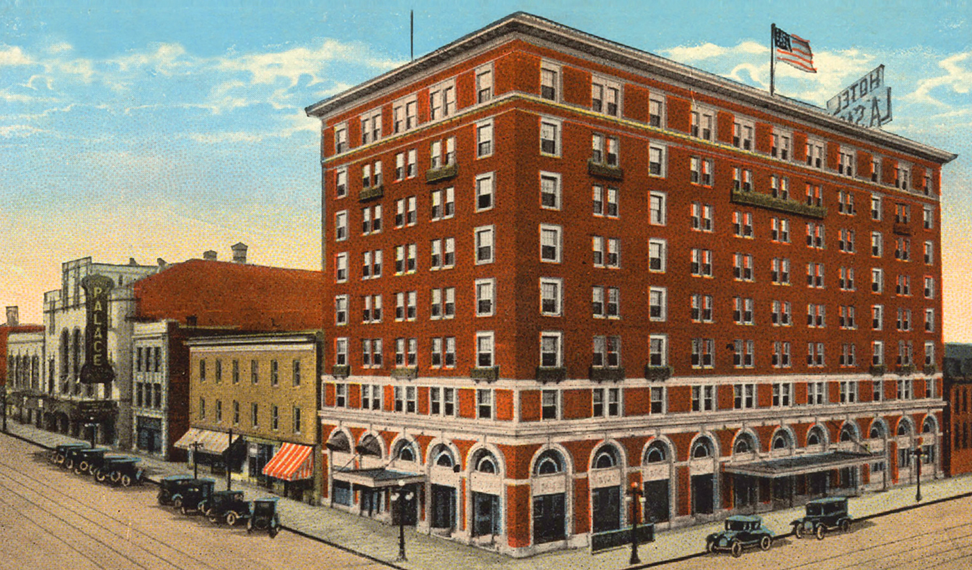 LaSalle Hotel South Bend