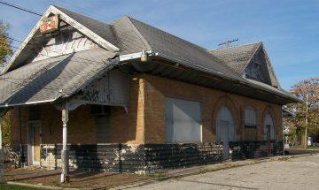 PCC & St. Louis Depot, Marion