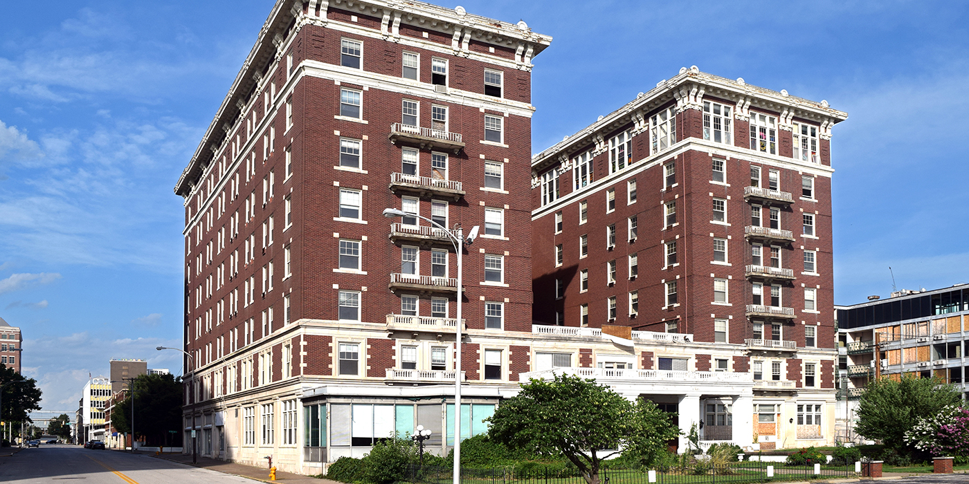 McCurdy Hotel, Evansville