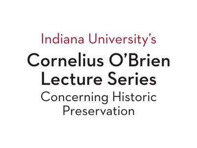Cornelius O'Brien Lecture Series