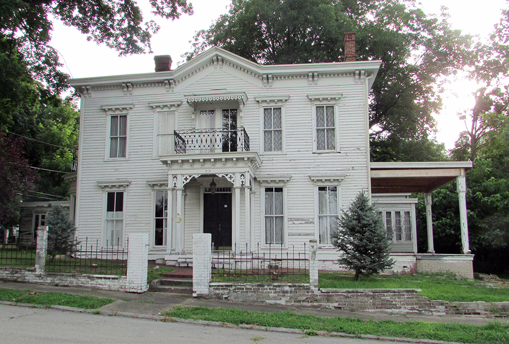 Duffy House, Jeffersonville