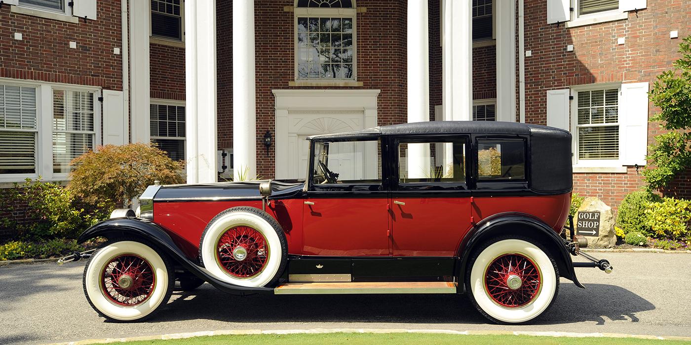Thomas D. Taggart 1929 Rolls-Royce Phantom I