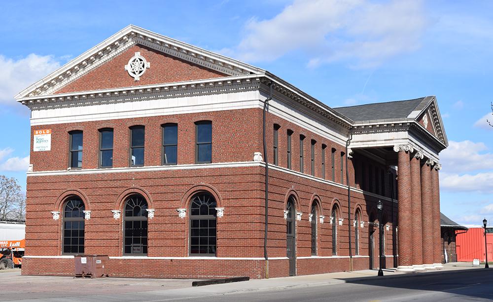 Richmond Depot Finally Back On Track Indiana Landmarks