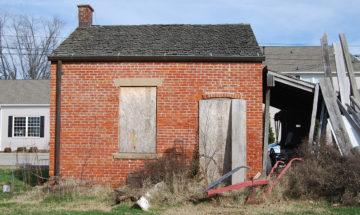 Little Red Brick House, Newburgh