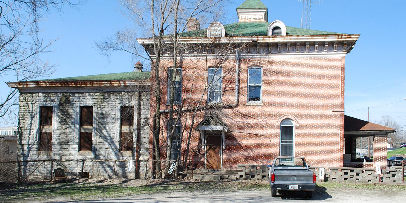 Wabash Sherrif's House Jail