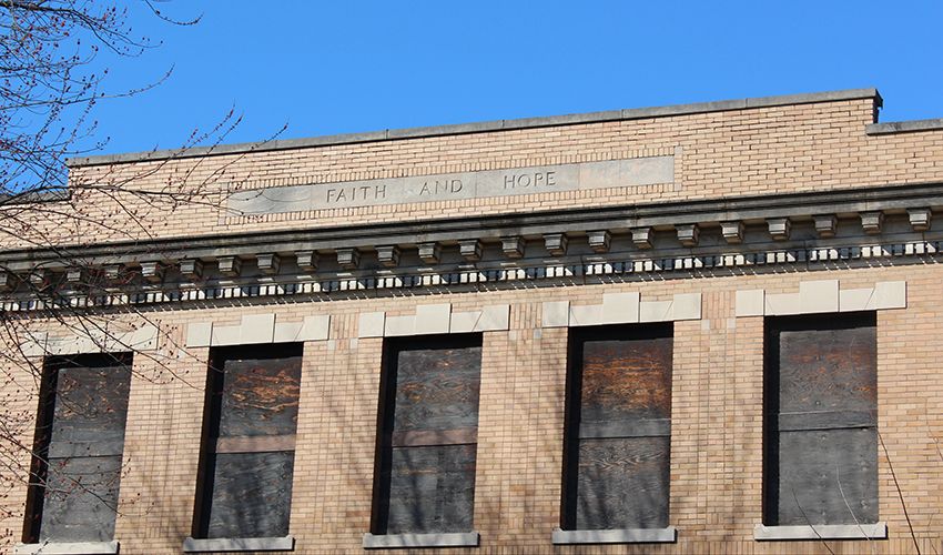 Simpson Hall, Indianapolis